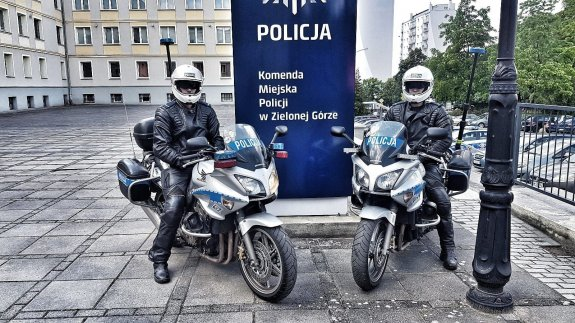 SZUKASZ PRACY, W KTÓREJ KAŻDY DZIEŃ JEST INNY? - ZOSTAŃ LUBUSKIM POLICJANTEM