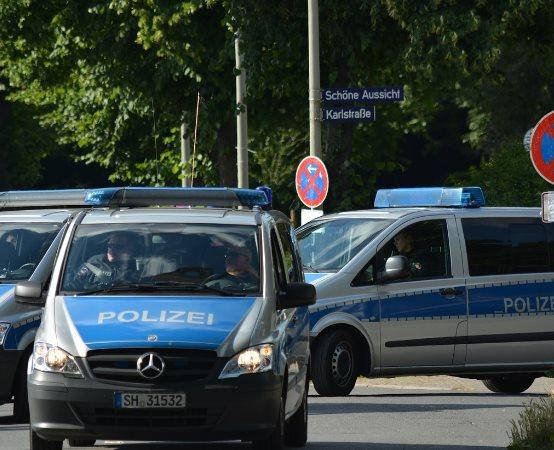 Policja Zielona Góra: Policyjny pies AFGAN patroluje miasto