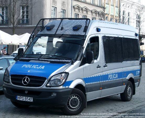 Policja Zielona Góra: Za nami pierwszy weekend Winobrania