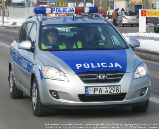 Policja Zielona Góra: Koncert na 100-lecie