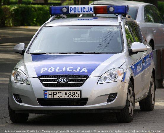 Policja Zielona Góra: Mężczyzna chciał skoczyć z wiaduktu. Uratowali go policjanci